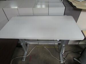 Steelcase 5 Foot Electric Sit stand Desk