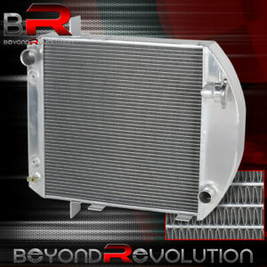 For 1924 1927 Ford Model T Mt at 2 9l Engine Dual Core Racing Aluminum Radiator