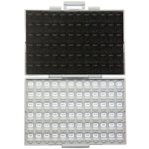 Aidetek 0603 Smd Smt 1 Rohs 72 Values Resistor Kit 72 X 100pcs In Box all Usa