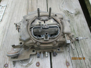 Carter Thermo Quad Carburetor For Dodge 440 Complete