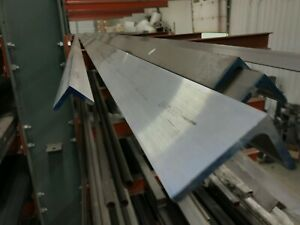 6061 T651 Aluminum Angle 2 x 3 x 24 Long 1 4 Thick