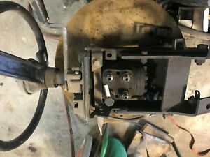 Yale Forklift Steer Motor Also Fits Toyota Hyster