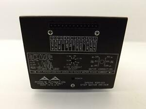 Anaheim Automation Dps30001 Step Motor Driver T39476