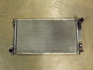 99 03 Ford F150 Pickup Radiator 8 280 4 6l 4 6 Auto At W O Snow Plow Oem