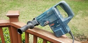 Nice Made In Germany Bosch 11227e 1 1 2 Inch Sds Max Rotary Hammer Drill Tested