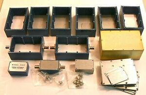 Electronic Project Boxes 3 collection Of 10