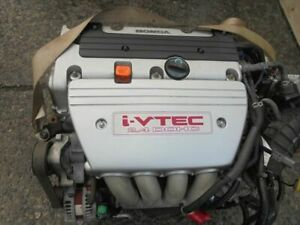 Jdm 02 08 Honda Accord Acura Tsx K24a 2 4l Dohc I vtec Engine At Tranny Rbb