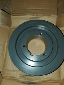 Power Drive Pulley Sheave 2 Groove 2pdb5v68