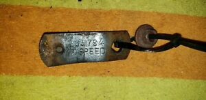 1968 Dodge Charger Wiper Linkage Arm Finger Cam 2631794 Plymouth Gtx B Body 68