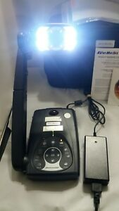 Avermedia Avervision 300p Video Presentation Camera With Power Adapter