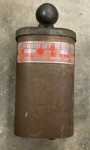 Lindell Electric Rs5 Forward Reverse Tumbler Switch 220 550v 5hp Metal Lathe Mil