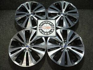 Subaru Ascent 20 Wheels 2015 2020 Outback Also 5x114 3 Factory Oe New Take Offs