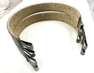 Refurbished Brake Bands Cletrac To Oliver Hg Crawlers loaders dozers