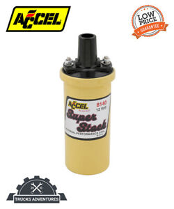 Accel 8140 Super Stock Universal Performance Coil
