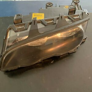Oem Bmw Xenon Driver Side Headlight Assembly