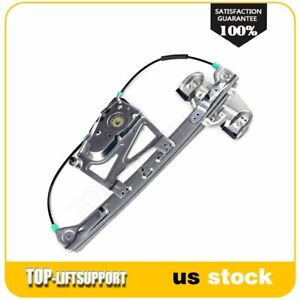 Window Regulator Front Left Fits 2000 2003 Cadillac Deville Without Motor