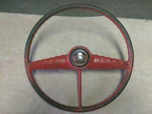 1955 1956 1957 Chevy Truck Steering Wheel