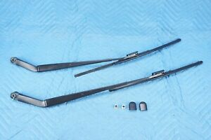 Infiniti Qx80 Windshield Wiper Arm W blades Rh lh Pair 8pc Set 15 19 Oem