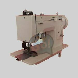 One Zigzag Stitch 7 Arm Fur Leather Fell Clothes Thicken Sewing Machine 220v