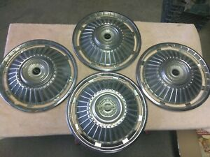 1964 Chevy Chevelle Hubcaps