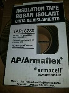 Armaflex 2 In Insulation Tape 30 Ft Tap18230 lot Of 3