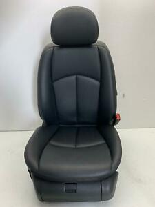 07 09 Mercedes W211 E350 Front Right Passenger Heated Seat Leather Black Oem