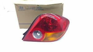 Oem Genuine Parts Rear Tail Light Lamp Rh Assy For Hyundai 02 04 Tiburon Tuscani