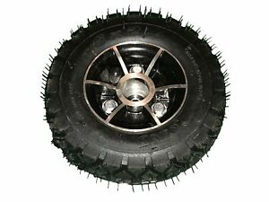Elb 3200 all Terrain Tire And Rim front