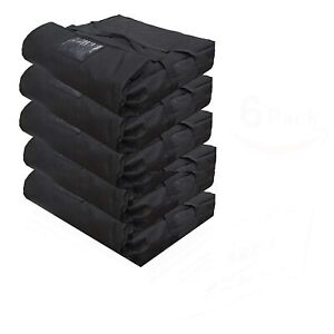 Pizza Delivery Bag 20 x20 x9 pack Of 5 Black