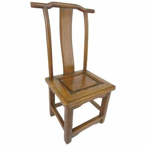 Antique Salesman S Sample Miniature Chinese Chair