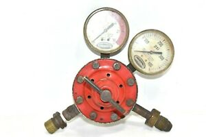 Smith H1521a 510 Acetylene Regulator Max 400psi