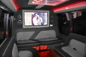 Mercedes Sprinter Seats Limo Seats Party Bus Seats