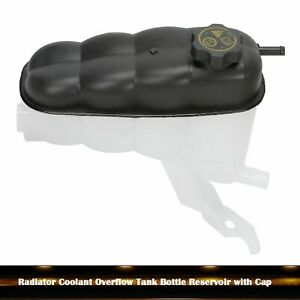 Radiator Coolant Overflow Tank Bottle Reservoir For 13 14 Cadillac Chevy Gmc New