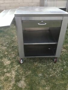 Stainless Steel Stand Cart Commercial Or Residental