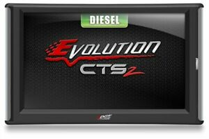 Edge 85400 Evolution Programmer And Cts2 Monitor W Mount For Diesel Engines