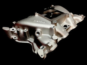 Blue Thunder Ford 351c Cleveland Pantera 4 Barrel Intake With Casting Numbers