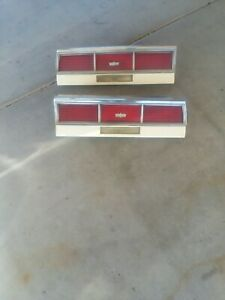 1979 Chevy Caprice Impala Rear Taillights