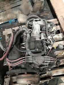 Gm 4 3 L Engine V6 Vortec Complete Engine Assembly Fully Dressed