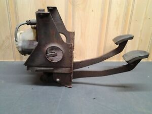 Mg Mgb Brake Clutch Pedals Master Cylinders