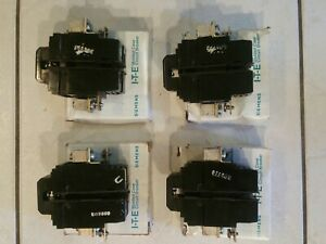 4 Pushmatic P260 60 Amp 2 Double Pole Circuit Breaker 120 240v