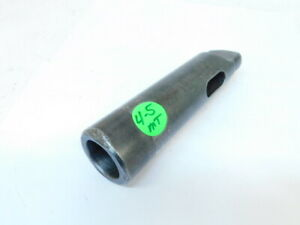 Used Mt4 Socket X Mt5 Shank Morse Taper Adapter
