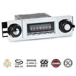 Retrosound 1967 72 Chevrolet C K Series Truck Laguna Radio Am Fm Aux Retroradio