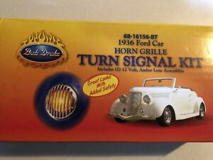1936 Ford Horn Grille Turn Signal Kit