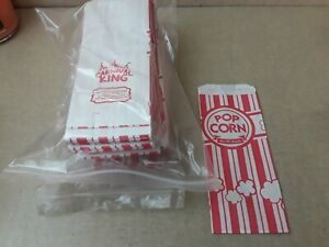Carnival King 1 Oz Paper Popcorn Bags 200 Count