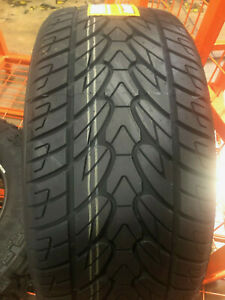1 New 295 25r28 Fullway Hs266 Ultra High Performance Tires 295 25 28 2952528 R28