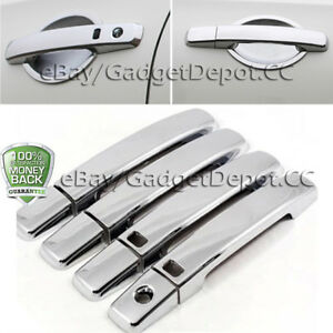 For 2007 2008 2009 2010 2011 2012 Nissan Altima Chrome Door Handle Covers