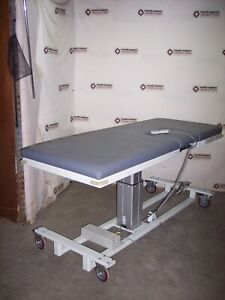 Medical Positioning Inc 1101 Echo Table