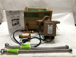 Taco 008 dm pk D mand Hot Water Recirculating Pump 1 00 Amps 60hz 115v 3250rpm