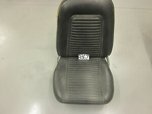 Camaro 1969 Passenger Side Bucket Seat With Tracks Gm