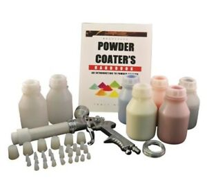 Columbia Coatings 40 Piece Powder Coating Kit Cold Coat Great Set For Beginners